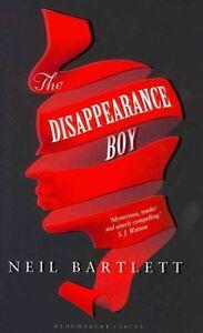 Bartlett-Neil-The-Disappearance-Boy-Very-Good-Book