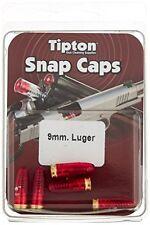 Tipton pistol Snap Caps, 9 mm Luger, 5 Pack