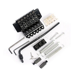 Floyd-Rose-Licensed-Guitar-Tremolo-Bridge-Parts-System-for-Electric-Guitar-Black