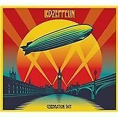 Led Zeppelin Celebration Day Deluxe Edition 2 x CD and DVD