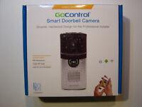 Gocontrol Gc-dbc-1 Smart Doorbell Camera W/longer Wifi Range .... Ring Video