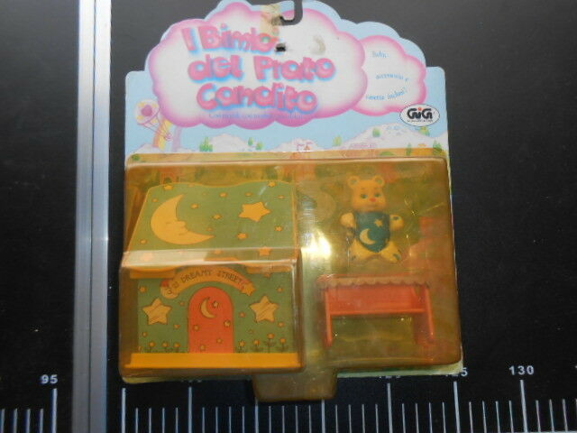 Vintage Bimbi Del Prato Candito Action Figure Bear Hasbro Mattel Doll Gig Rare