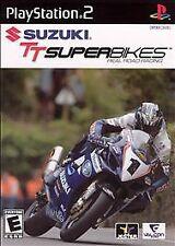 Suzuki TT Superbikes: Real Road Racing (Playstation 2) PS2