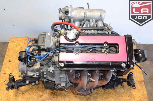 JDM Bc GSR Engine Honda Acura Integra Obd Motor Bc Speed - Acura integra motor