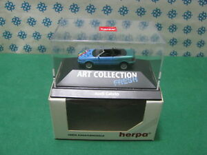 Vintage-AUDI-Cabrio-034-Fresh-034-H0-1-87-Herpa-Art-Collection
