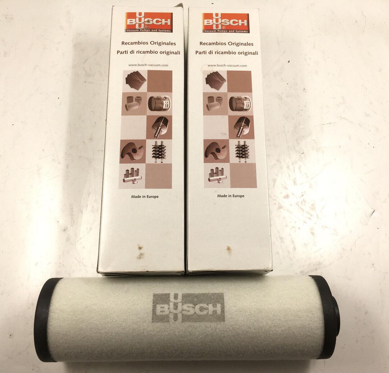 532.302.01 Busch Vacuum Replacement Exhaust Filter
