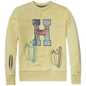 am besten verkaufen Entdecken Sie die neuesten Trends Einkaufen Details about Tommy Hilfiger Pullover Westcoaster Size 116,140, 152 New