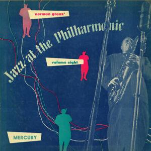 Norman-Granz-Jazz-At-The-Philharmonic-Vol-8-Vinyl-10-034-1947-US-Reissue