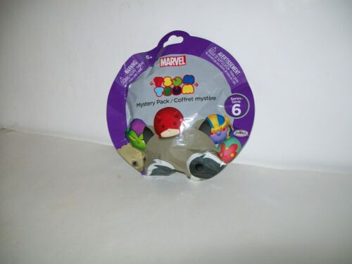 Marvel Tsum Tsum Series 6 Mystery Pack Gold Blast Thanos Sealed New