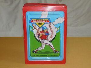 Vintage 1987 Tara Toy Collectors Baseball Card Plastic Case Ebay