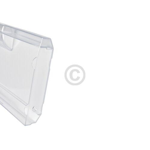 Schubladenblende SIEMENS 00669637 460x168mm für Gefrierschublade KühlGefrierKomb