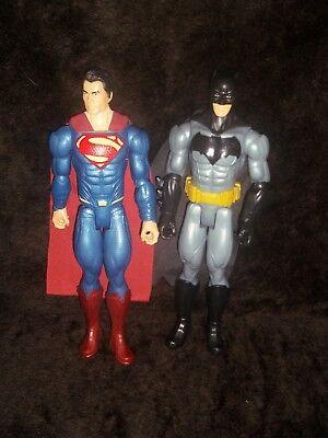 SDCC 2015 Batman Vs Superman Dawn of Justice 2 Pack Figure Set Mattel Sealed