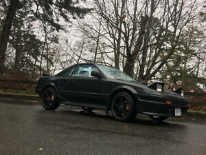 Looking to sell my 1986 AW11 Toyota MR2 6,000 OBO