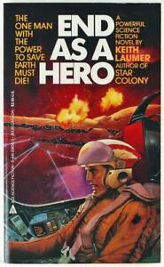 End-As-a-Hero-by-Keith-Laumer-1985-Ace-Science-Fiction-Paperback