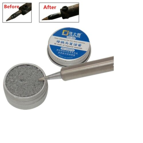 US Electrical Soldering Iron Tip Refresher solder Cream Solder Head Clean Paste