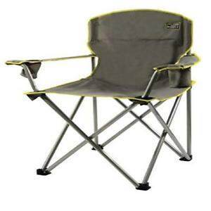 Quik Chair Heavy Duty 1/4 Ton Capacity Folding Chair With ...