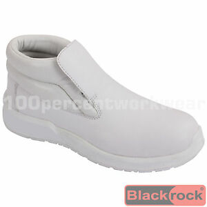 Blackrock-SRC01-Safety-Work-Boots-WHITE-Steel-Toe-Cap-Food-Medical-Lab-Catering