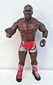 WWE-Shelton-Benjamin-2003-Jakks-Pacific-7-034-Wrestling-Action-Figure-Loose