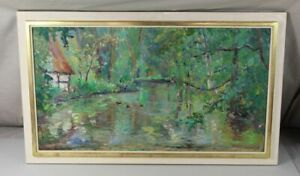 B1-Colony-59-Oil-on-Wood-Signed-Meyer-H-Rudolf-Meyer-of-Emil-H2