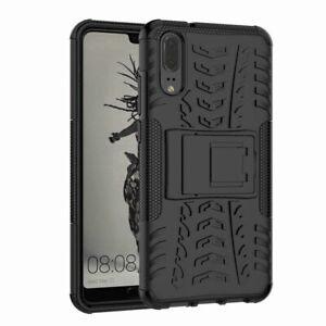 Details about Huawei P20 / P20 Lite / P20 Pro Case, Heavy Duty Armour Shock Proof Case Cover