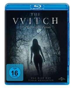 The Witch [Blu-Ray/Nuovo/Scatola Originale] misticismo film horror tramite una famiglia siebenköpfige, di