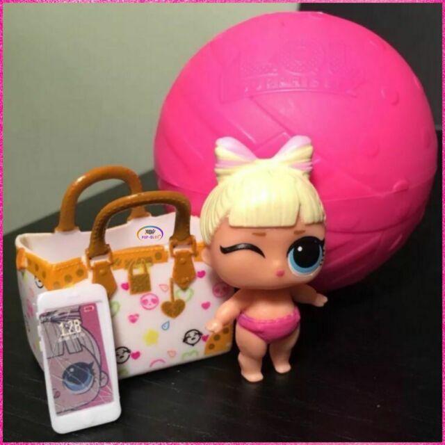 LOL Surprise LIL SUITE PRINCESS Eye Spy Little Sisters Dolls Eye Spy Doll L.O.L.