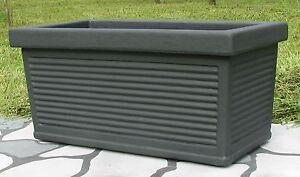 vasi terrazzo plastica