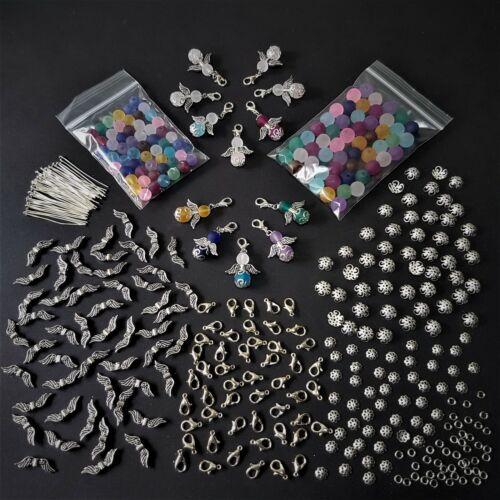 Perlen Engel Bastelset Farbmix 50 Schutzengel Gastgeschenk Basteln E12BM23