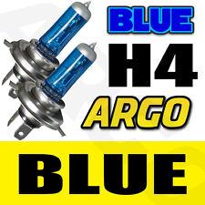 H4 XENON ICE BLUE 55W 472 HEADLIGHT BULBS YAMAHA YBR 125