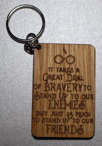 Hogwarts V2 Gift Pack Of 6 Christmas Present Key Chain Harry Potter Keyrings