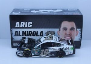 ARIC-ALMIROLA-10-2019-SMITHFIELD-1-24-SCALE-IN-STOCK-NEW-FREE-SHIPPING
