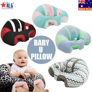 Nursing-Pillow-UShaped-Cuddle-Baby-Support-Seat-Infant-Safe-Dining-Chair-Cushion