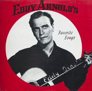EDDY-ARNOLD-Eddy-Arnold-039-s-Favorite-Songs-12-034-LP