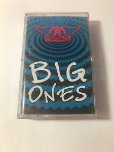 Aerosmith: Big Ones - CASSETTE TAPE