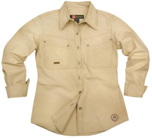 Shirt Clovelly Kakadu Traders Australia SafariWesternOutdoor Damenbluse