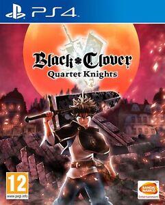 Black-Clover-Quartet-Knights-PS4-Out-14th-Sept-New-amp-Sealed-UK-PAL