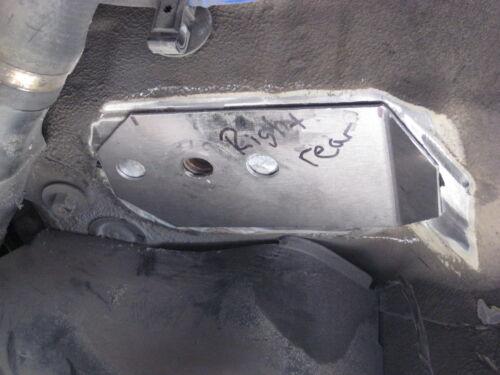 Repair Kit BMW E46 3 Series Original Rear Subframe Reinforcement