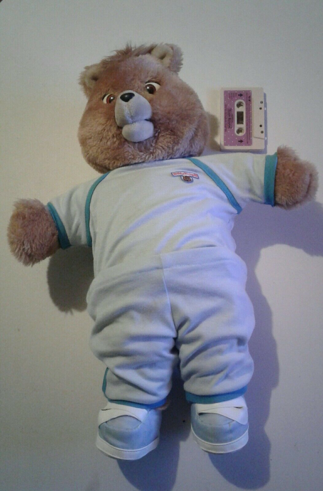 1985 Vintage (It lavoros)Teddy lavoros)Teddy lavoros)Teddy Ruxpin The Original storiatelling Teddy orso 98ee51