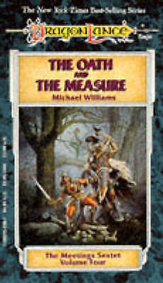 The Oath and the Measure: The Meetings Sextet, Volume Four