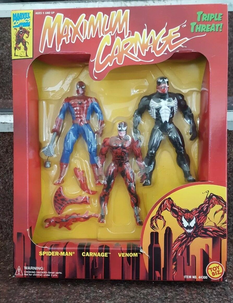 TOY BIZ MARVEL