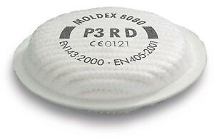 Moldex-8080-P3-RD-Particulate-Filters-Harmful-Carcinogenic-Dusts-Fumes-Aerosols
