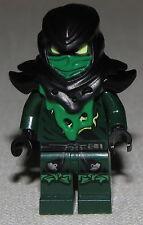 Lego New Ninjago Minifigure Evil Green Ninja Round Torso Emblem From Set 70736