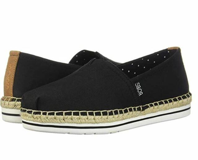Skechers Bobs Size 7 Breeze Black