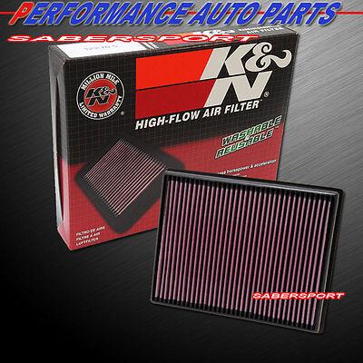 K Amp N 33 2959 Hi Flow Air Intake Drop In Filter For Bmw X5