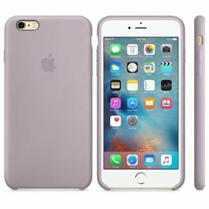 Lavender 100 Genuine Original Apple Silicone Case Iphone 6s 4 7 Ebay