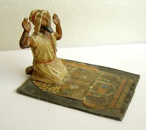 h930-Germany-1910-Cold-Painted-Orientalist-lead-toy-by-Georg-Heyde-Bergman-style