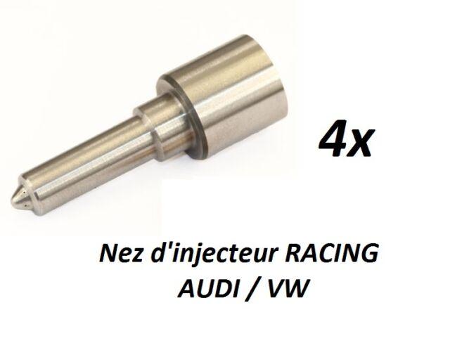 4 Gros Nez d injecteur Audi A3 8L 1.9 TDI 90ch en 110ch (+ puissance )