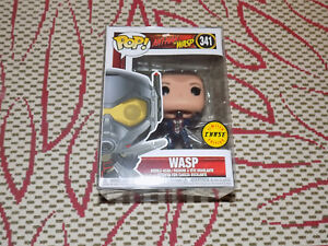 Marvel Ant-Man and the Wasp Ant-Man Chase Edition Funko Pop