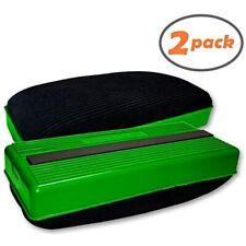 Dry Erase Erasers Magnetic Chalkboard Whiteboard 2 Packs Dustless Big Size For