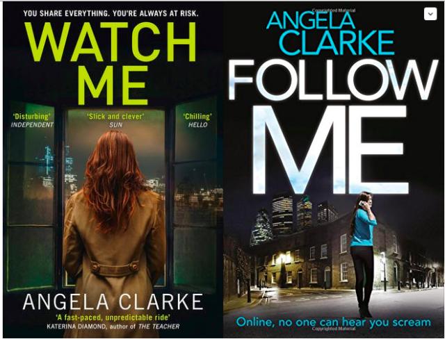 Angela Clarke __ Montre Me Suivez Me 2 Livre Ensemble __ Tout Neuf _ Envoi GB